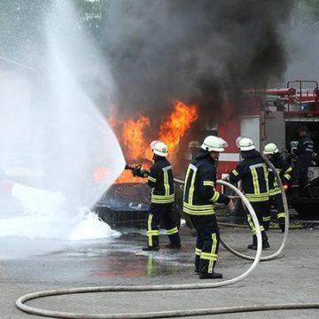 На пожарах в Украине с начала года погибли почти 1,2 тыс. человек, — ГСЧС