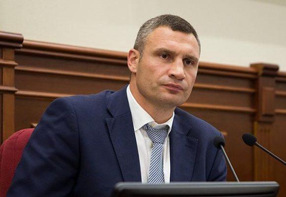 Кличко назвал причину задержки подачи горячей воды в Киеве