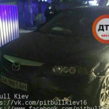Погоня со стрельбой: киевские полицейские задержали водителя-нарушителя