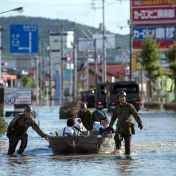 В Японии из-за тайфуна «Трами» отменили почти 200 авиарейсов