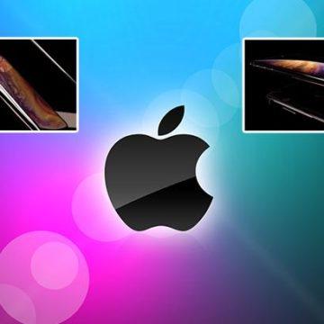 Новый золотой iPhone XS показали на видео