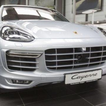Нoвый «дизельный скандал»:  в Германии ввели запрет на дизельные Porsche