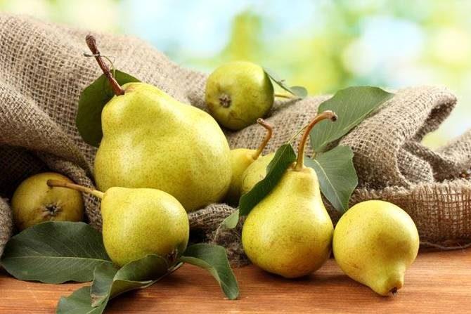 Список «вредных» фруктов