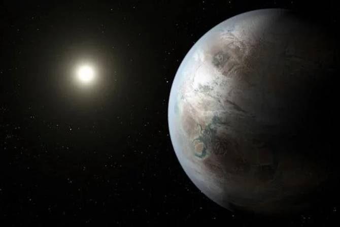 NASA разрабатывает телескопы для поиска жизни на других планетах