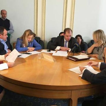 Комитет ВР поддерживает ратификацию меморандума о транше ЕС в 1 млрд евро