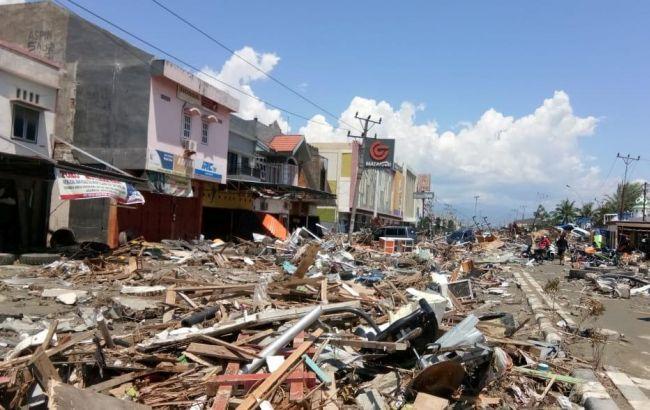 В Индонезии произошло новое землетрясение, есть жертвы