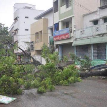 В Индии в результате циклона «Гаджа» погибли по меньшей мере 11 человек