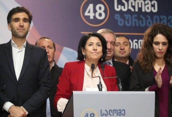 Саакашвили снова в деле: Выборы в Грузии как череда совпадений