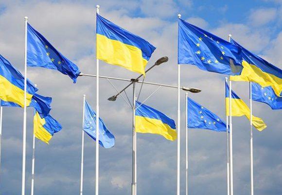 В ЕС заявили, что свободная торговля с Украиной способствует развитию страны