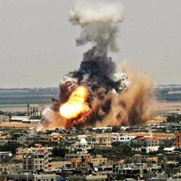 В Сирии в результате авиаудара коалиции погибли 11 человек