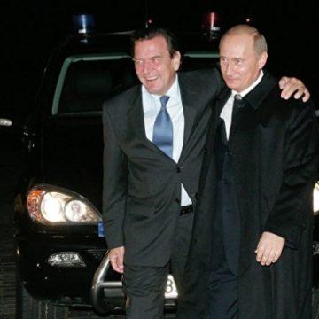 Список Шредера: Как экс-канцлер стал врагом Украины