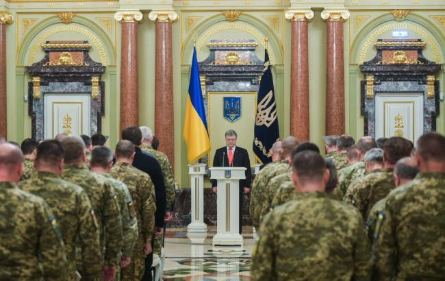 Порошенко рассказала, сколько Украина тратит на оборону