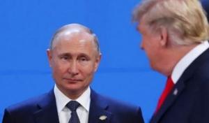 Трамп Путину: «Верните моряков в Украину, отдайте Украине захваченные корабли, тогда и поговорим. Точка»