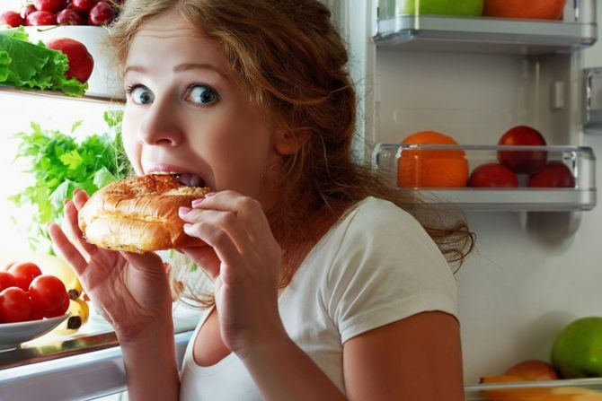 Что делать, если испытываешь постоянное чувство голода?