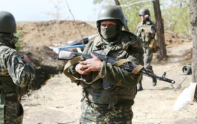 На Донбассе за день обошлось без потерь среди украинских военных, — ООС