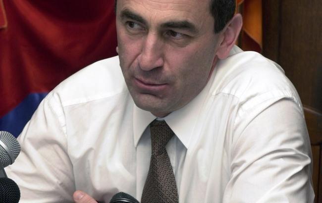 В Армении суд арестовал экс-президента Кочаряна