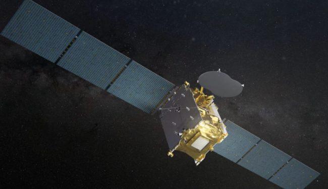 Это первый спутник, который можно настроить в космосе
