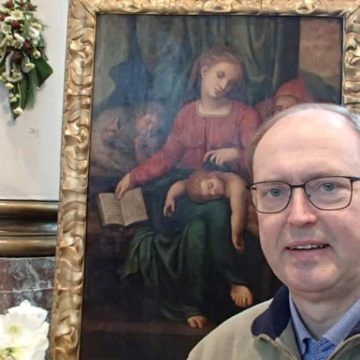 В Бельгии украли предполагаемую картину Микеланджело