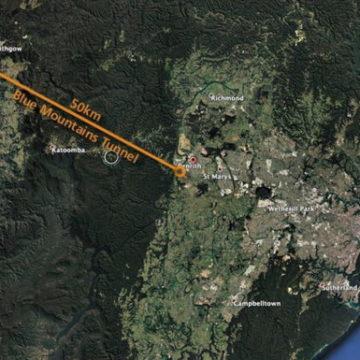 Илон Маск: проложу 50-километровый тоннель под австралийской горой. Дёшево