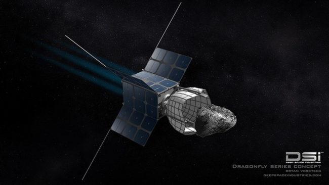 Стартапы по добыче ископаемых на астероидах начали закрываться один за другим