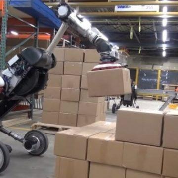 Компании Boston Dynamics показала своего нового робота: видео