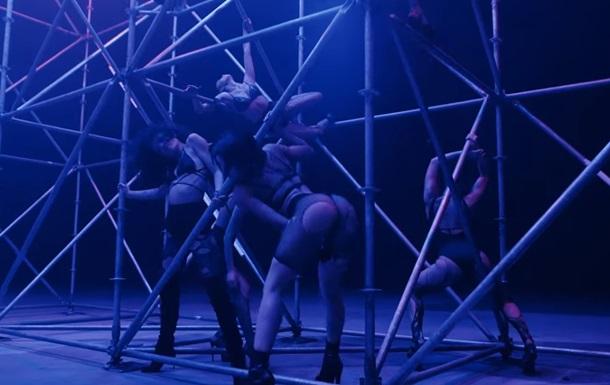 В новом клипе Maruv показали танцы на пилоне
