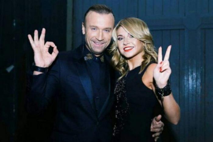 «Украинская Пемела Андерсон», — жена Олега Винника Таюне похвасталась новым размером груди